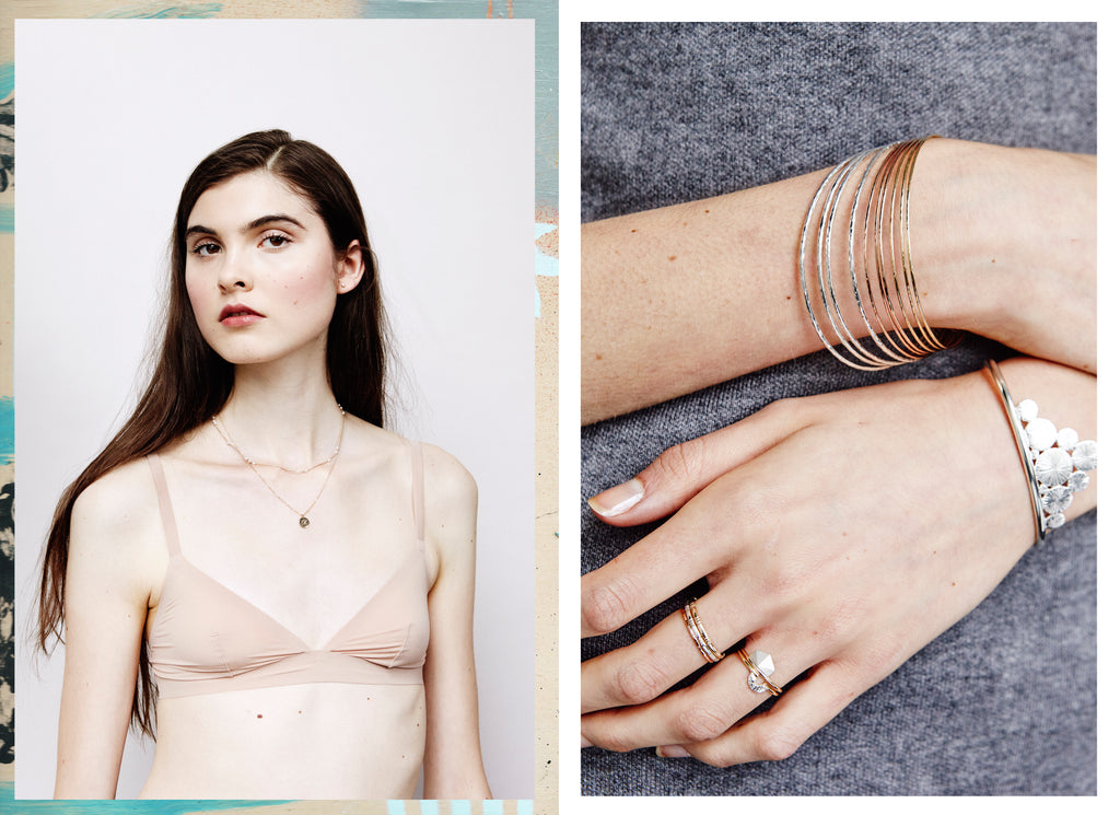 Laura Lee Jewellery Lookbook Page 1