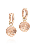Hearts on Fire Charms - 9ct Rose Gold