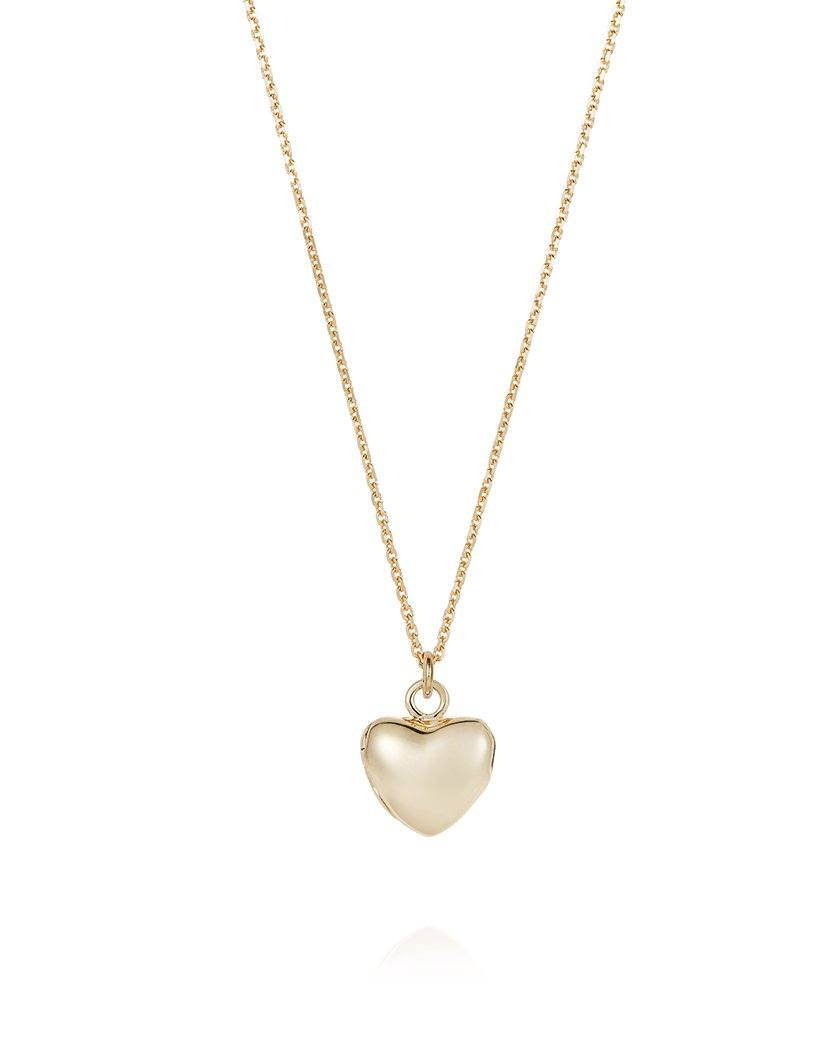 Tiny Heart Locket