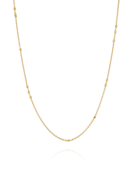 Gold Sleeper Necklace