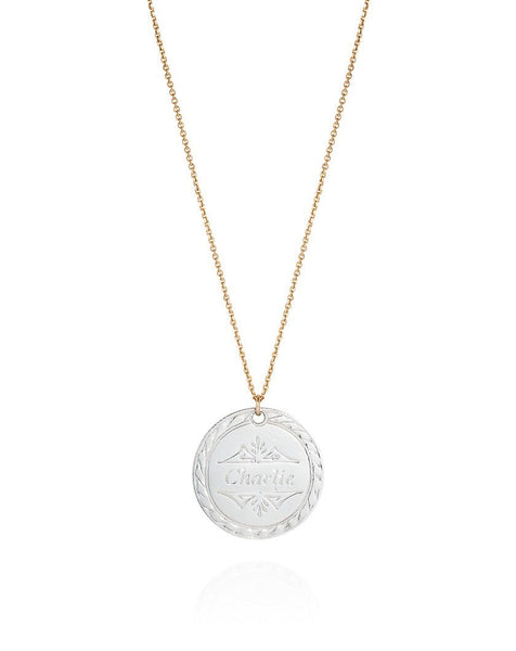 The Personalised Love Token Necklace