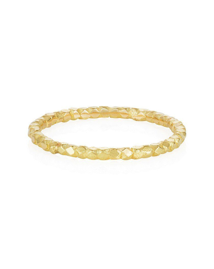 Lucent Gold Band 18ct Yellow Gold