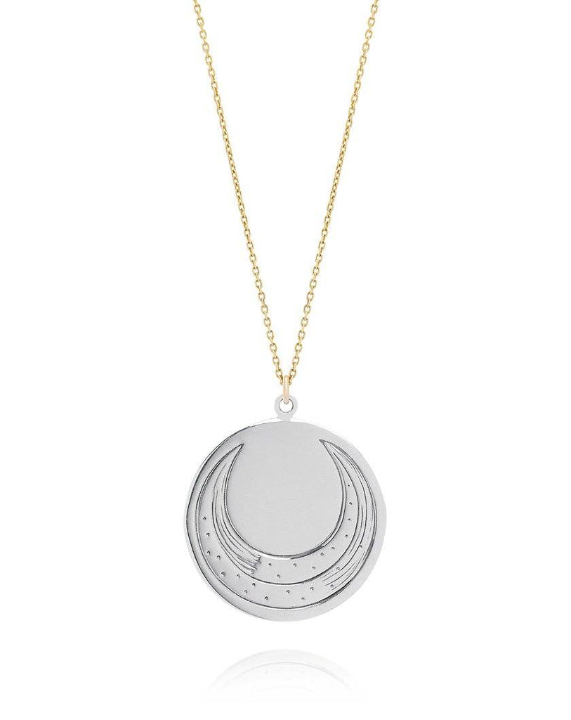 Luna Coin Necklace