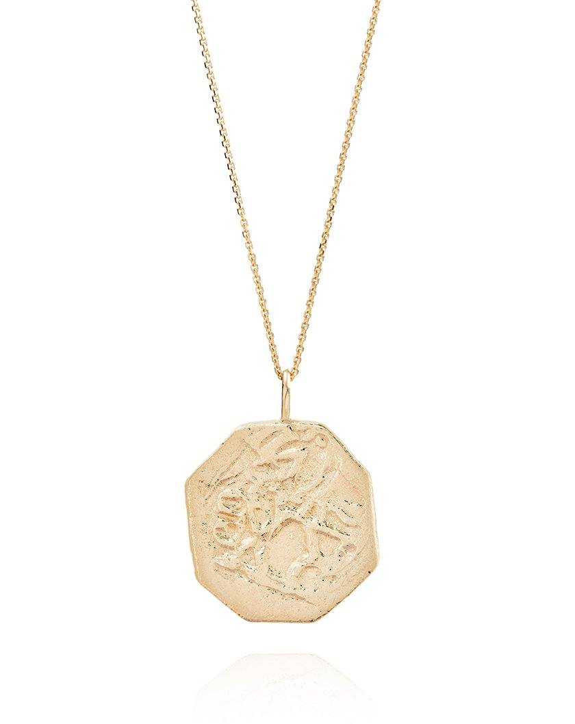 1641 Golden Shipwreck Coin Necklace