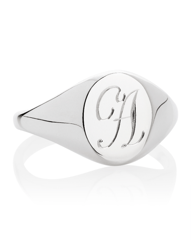 The Initial Signet Ring