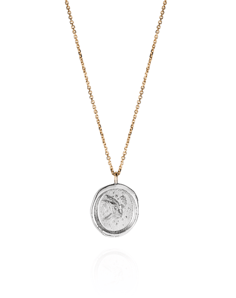 Dove Seal Necklace - Laura Lee Jewellery - 2