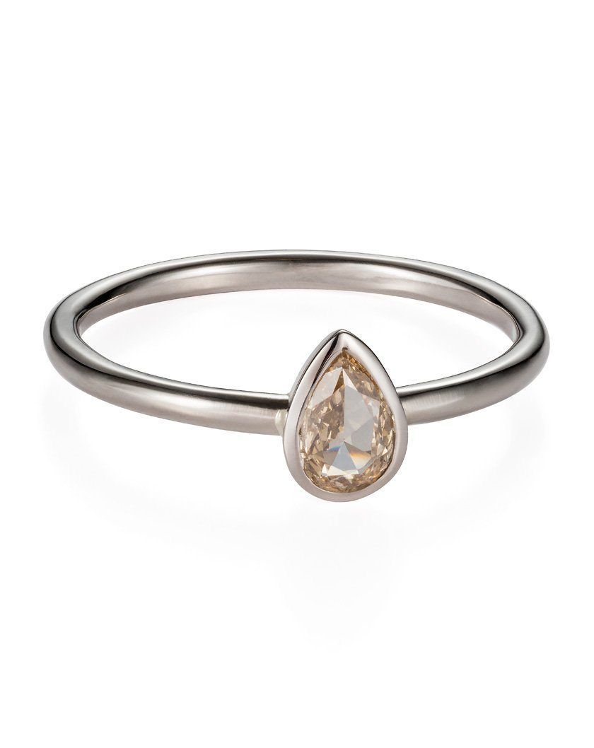 Antares II Ring Champagne Diamond