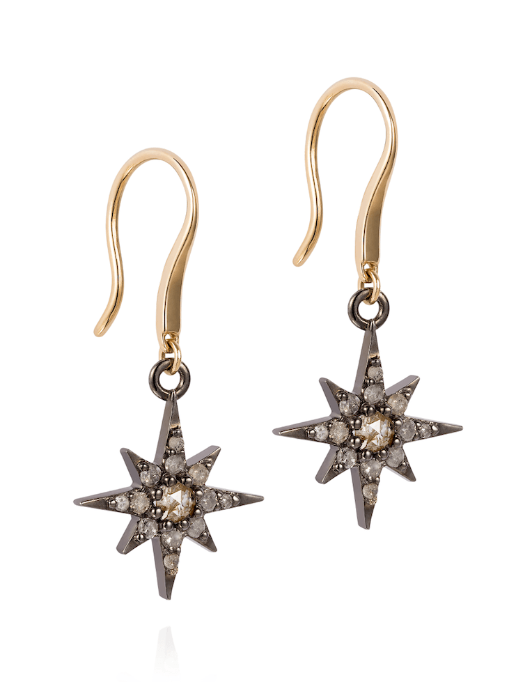 Northern Star Drop Earrings - Laura Lee Jewellery - 1
