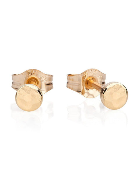 Sequin Stud Earrings - Laura Lee Jewellery - 1