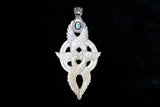 Seraphim Pearl Pendant - Light Mother of Pearl