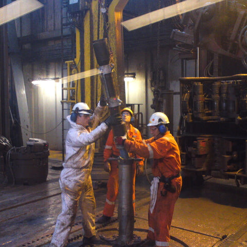 Rig Floor Safety Sub Lifting Clamp