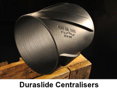 DURASLIDE LOW FRICTION CASING CENTRALISER (CENTRALIZER)