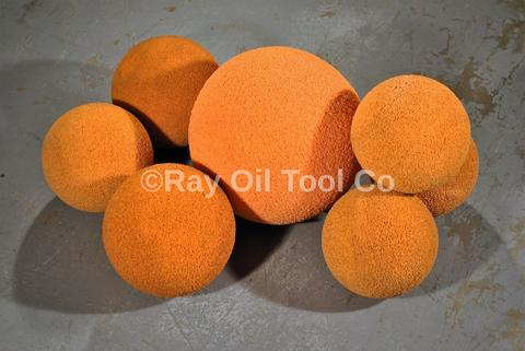 Pipe Cleaning Foam Sponge Balls