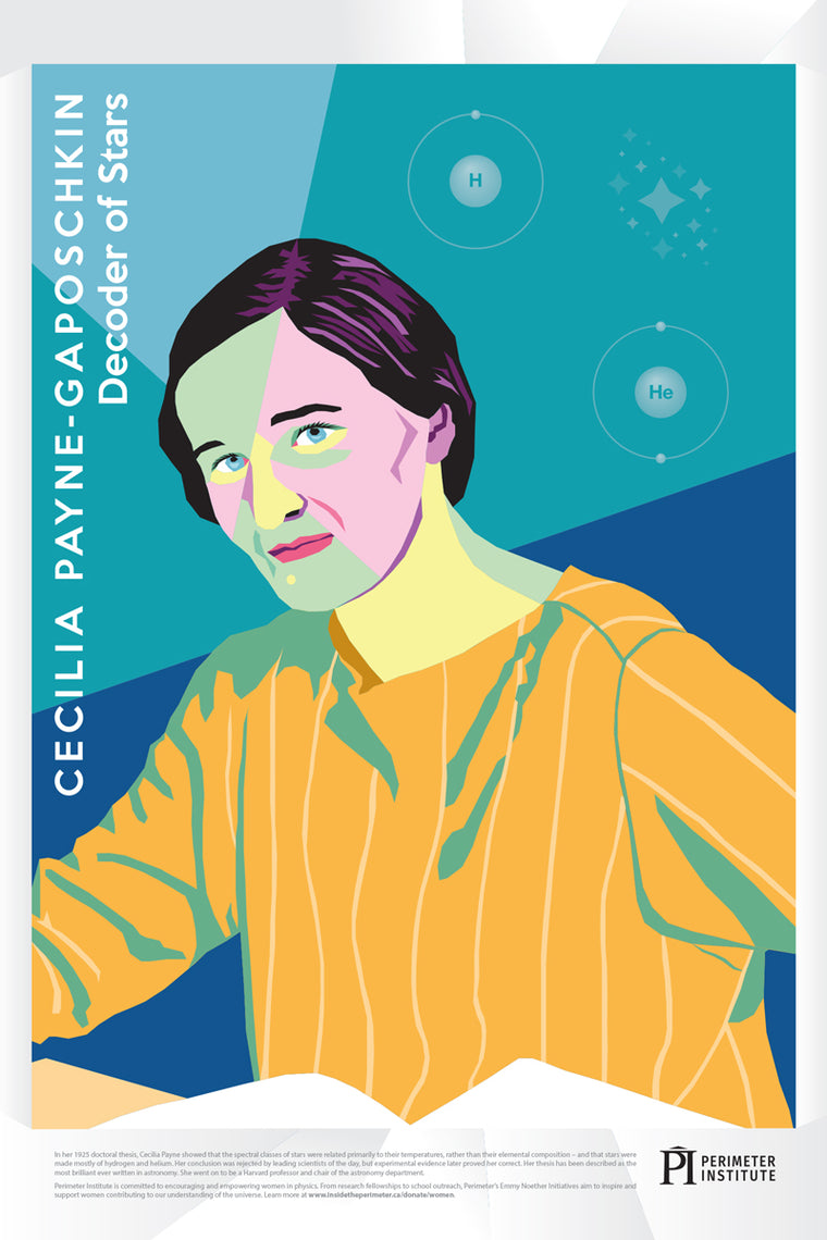 Forces of Nature: Cecilia Payne-Gaposchkin