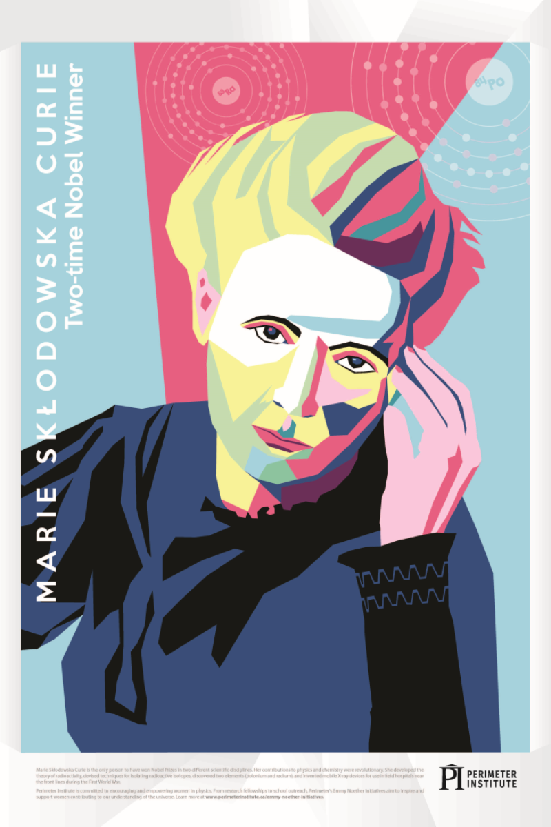 Forces of Nature: Marie Curie