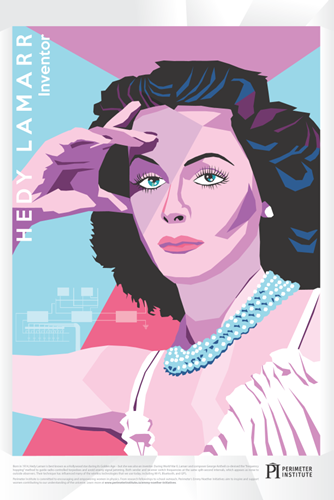 Forces of Nature: Hedy Lamarr