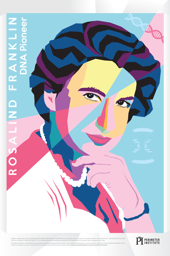 Forces of Nature: Rosalind Franklin
