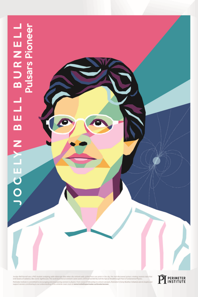 Forces of Nature: Jocelyn Bell Burnell