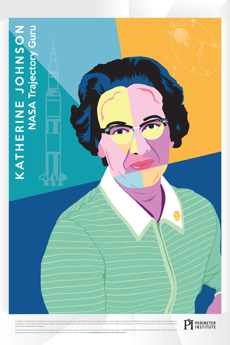 Forces of Nature: Katherine Johnson