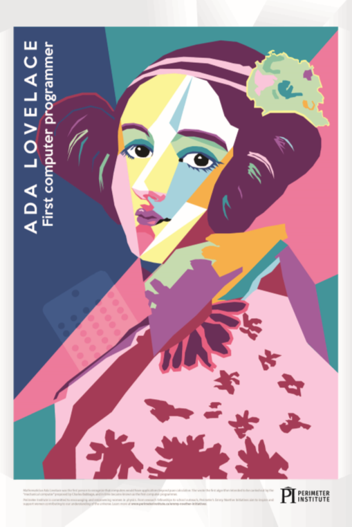 Forces of Nature: Ada Lovelace