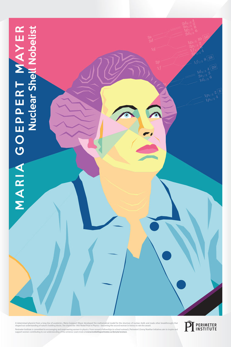 Forces of Nature: Maria Goeppert Mayer