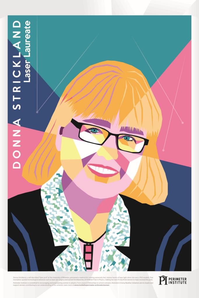 Forces of Nature: Donna Strickland