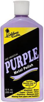 Purple Polish - Real Clean Products