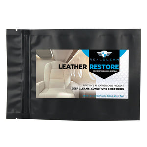 Leather Restore - Real Clean Products