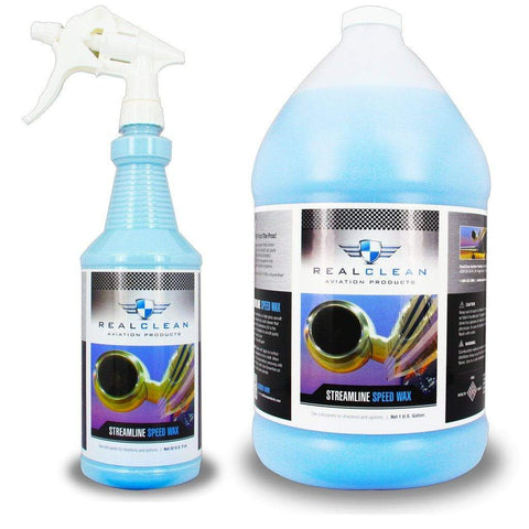 Streamline Speed Wax - Real Clean Products