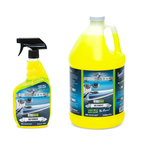WingMan Bug Remover Spray