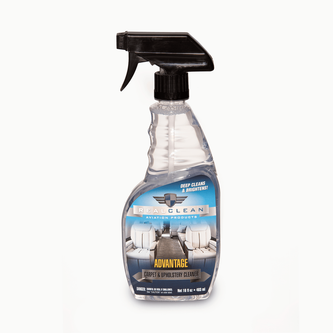 Advantage Aircraft Carpet and Upholstery Cleaner