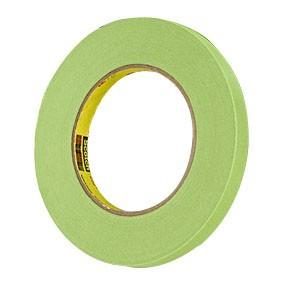 "3/4"" green tape - Real Clean Products"