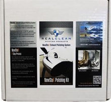 Load image into Gallery viewer, NewStax Aircraft Exhaust Polishing System - Real Clean Products