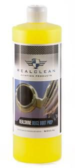 "REAL CLEAN -""Real Shine""Pneumatic Deice Boot Prep - Real Clean Products"