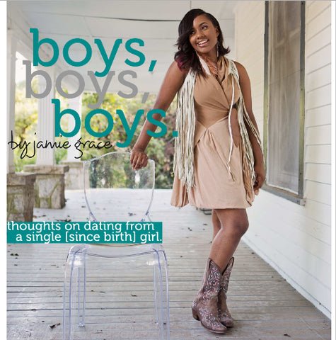 Boys, Boys, Boys - The Book