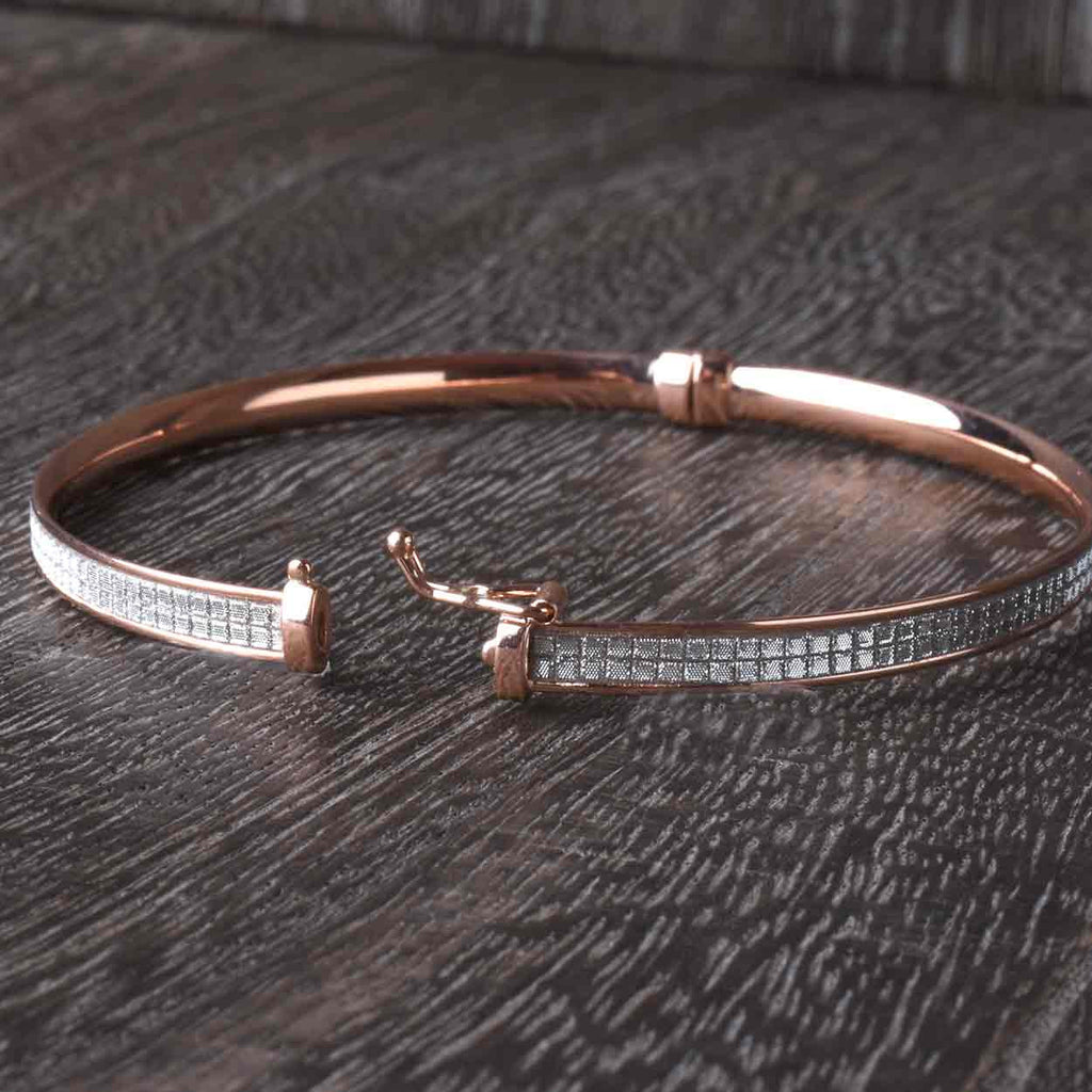 Pave' Sparkle Bangle