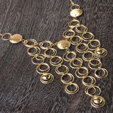 Italian Luxury Bib Necklace