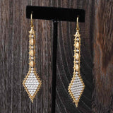 Florence Beaded Earrings