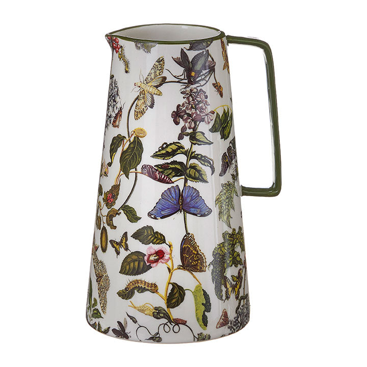 "9"" Butterfly Pitcher"
