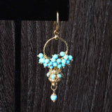 Florence Luxury Bead Earrings