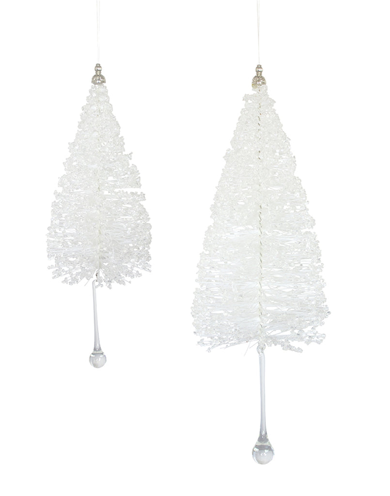 Trees with Crystal Drops