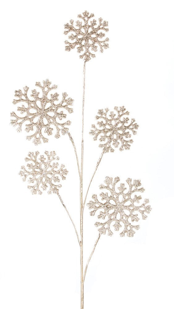 Snowflake Sprays