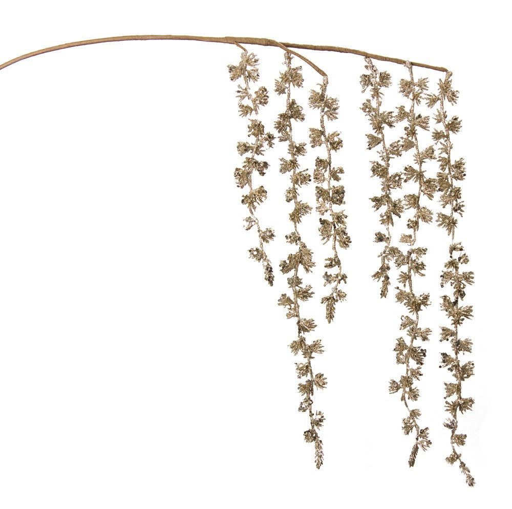 Gold Draping Branches