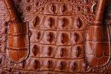 The Fashion Girl's Croco Bag