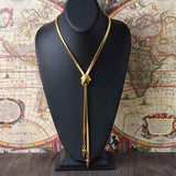 Adjustable Lariat Necklace