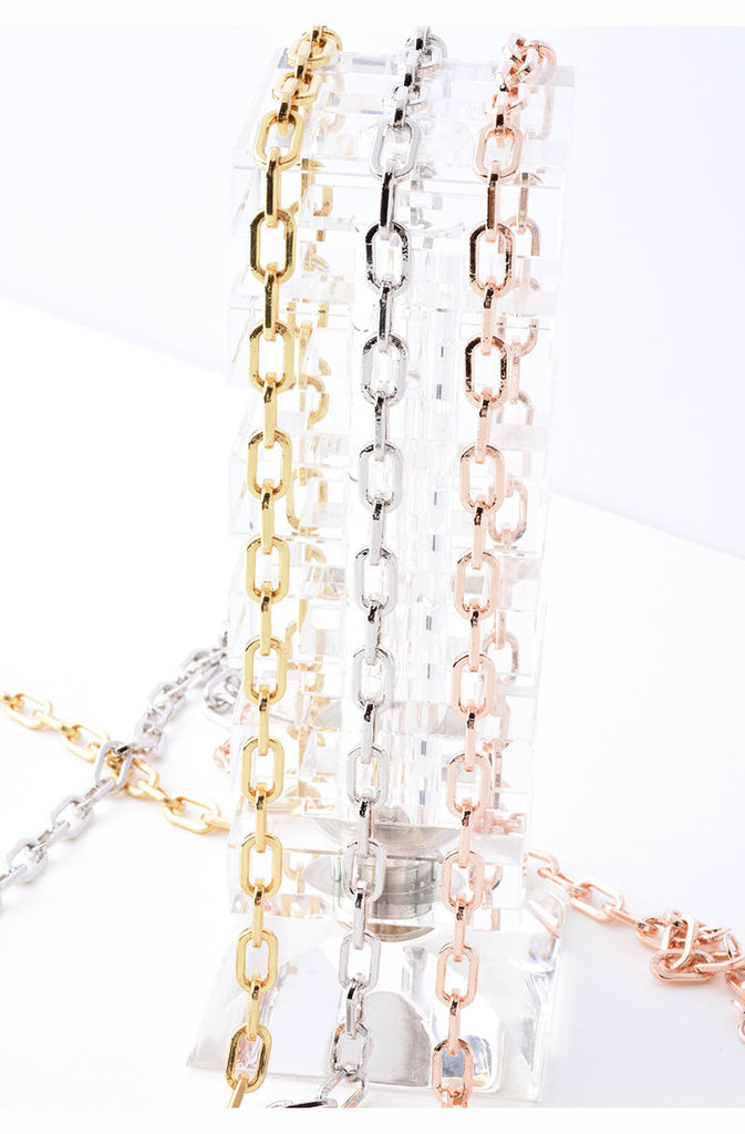 "The ""Perfect Size"" Status Rolo Necklace"