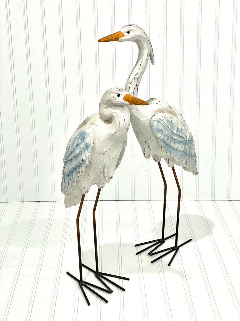 Set of 2 Herons