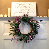 Lavender and Herb Wreath