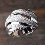 The Perfect Italian Right Hand Ring