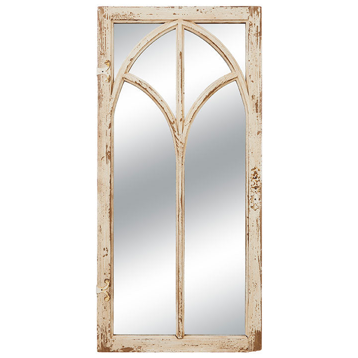 Tall Cathedral Style Mirror